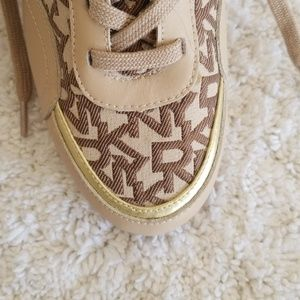 Dkny Shoes - NWB DKNY leather sneakers